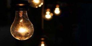 Elektrik kesintisi  var