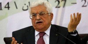 """""""İsrail, Abbas'ı hapis tutuyor"""""""