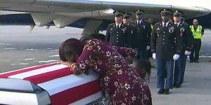 Trump'tan hayatını kaybeden askerin eşine şok sözler