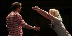 Bir dans dersi: La Lecon de Danse