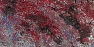 NASA yıkımın fotoğrafını yayımladı
