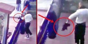 Kediye işkence yapmıştı... Terhis olur olmaz bu kez polisin bileğini kırdı