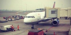 Atatürk Havalimanı'nda inanılmaz olay!.. Tam uçak kalkacakken ortaya çıktı