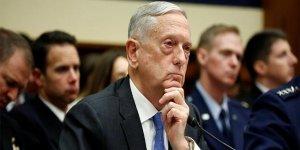 ABD Savunma Bakanı Mattis'ten dikkat çeken YPG ve Afrin çıkışı