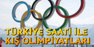 2018 Kış Olimpiyatları hangi kanalda yayınlanıyor?