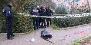 Ataköy'de silah sesleri... Sabah sporunda vuruldu