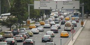 Ankara'da bugün bazı yollar trafiğe kapatıldı