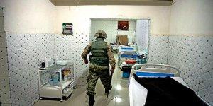 Afrin'de PKK'nın yeraltı hastanesi