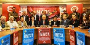 1 Mayıs, Maltepe'de kutlanacak