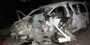 Feci kazada ölü sayısı 6'ya ulaştı