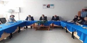 Dilovası'nda okul toplantıları devam ediyor