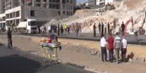 Ankara'da kazı çalışması sırasında patlama: 1 ölü 3 yaralı