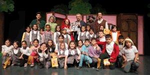 GTO bin 800 çocuğu tiyatro ile buluşturdu
