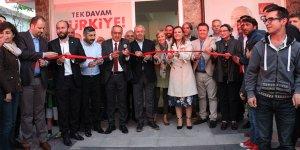 CHP seçim startını Alikahya'dan verdi