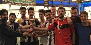Gebze Çözüm Lisesi Futbol Turnuvası'nda şampiyon belli oldu