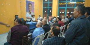 HDP halk toplantısı gerçekleştirildi