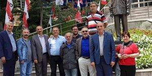 İL BAŞKANLIĞI GEBZE'Yİ DIŞLADI DEDİ!