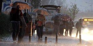 Meteoroloji'den İstanbul'a 'hafta sonu' uyarısı