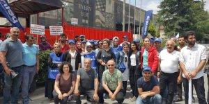 Eğitim-Sen'den Flormar işçilerine destek