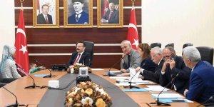 Vali Aksoy, vatandaşları sorunlarını dinledi