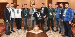 Enver Güler: Vali Bey Kocaelispor'un farkında