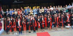 Marmara Bilge Okulları'ndan mezuniyet töreni