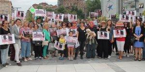 Hayvanlara işkence protesto edildi