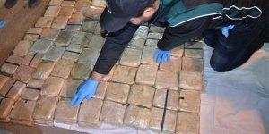 5 kilo 350 gram uyuşturucu ele geçirildi