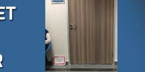 Fatih Devlet Hastanesi dökülüyor