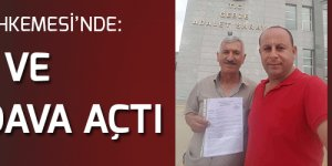 CHP, Demirci ve AKP'lilere dava açtı