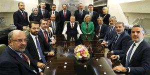 Erdoğan'dan, 'yerel seçimlerde ittifak' açıklaması