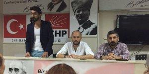 CHP'li gençler seçim startı verdi