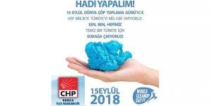 CHP'lilerden örnek davranış