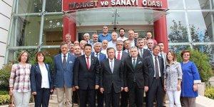 Türkkan Tekirdağ turu yaptı