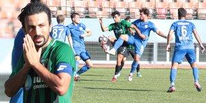 KOCAELİSPOR FENA ÇARPILDI: 3-0