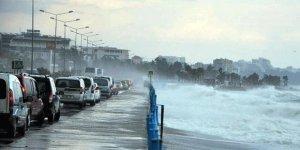 SON DAKİKA: Yağışlara fırtına da eklendi! İstanbul ve birçok şehre hava durumu uyarısı…