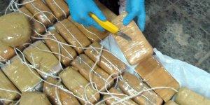 Kocaeli'de 71 kilo eroin ele geçirildi