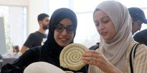Yemenli öğrenciler kültürlerini tanıttı