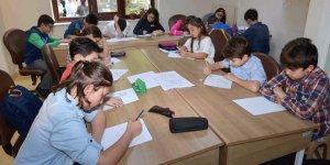 Karikatür Okulu'nda yetenek sınavı