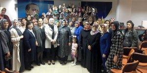 Ak Partili kadınlar sertifika aldı