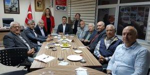 CHP Darıca'da gündem yerel seçim