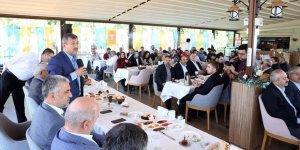 AKP Darıca istişare yaptı