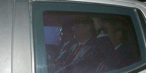 Brunson, olağanüstü güvenlik önlemleriyle mahkemeye götürüldü