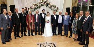CHP'liler bu düğünde buluştu