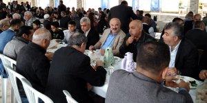 HDP'liler kahvaltıda buluşu