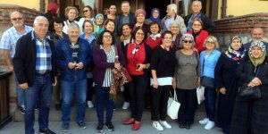 Emekli meclisi Eskişehir'e gitti