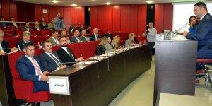 CHP'li meclis üyeleri meclise katılmadı