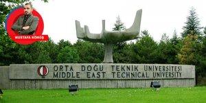 ODTÜ'de usulsüz harcamalar: Bilimsel proje kaynakları başka işlerde kullanılmış