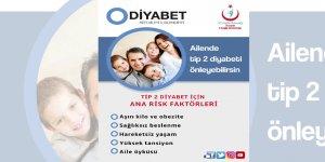 Diyabet her aileyi ilgilendirir