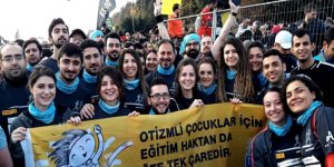 Pirelli&Prometeon İstanbul'da Otizm için koştu